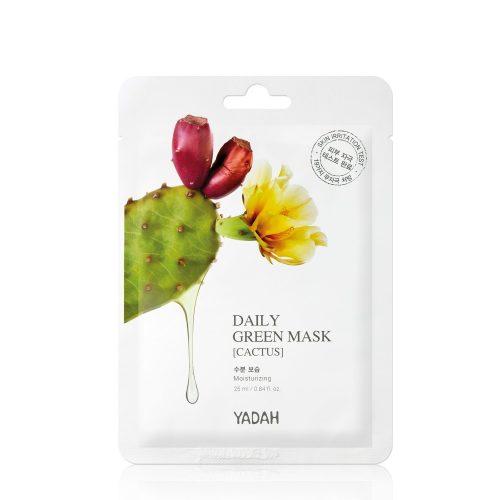 Daily Green Mask Cactus Moisturizing