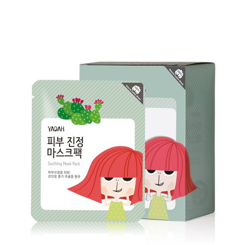 Soothing Face Mask - Pack of 10